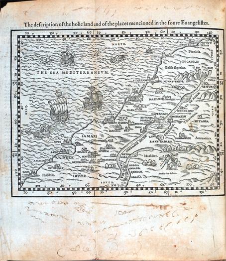 Marginal Maps